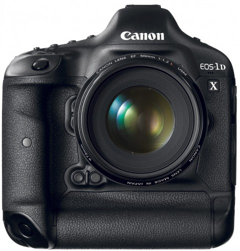 Canon EOS 1DX detail