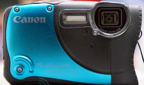 Canon PowerShot D20 picture