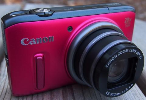 Canon PowerShot SX260 HS picture
