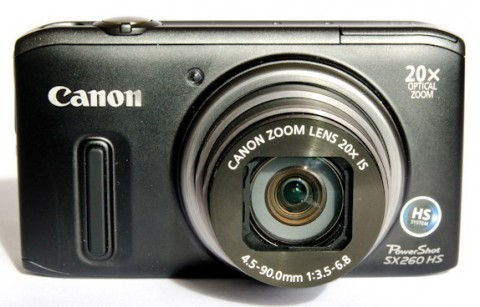 Canon Powershot SX260 HS photo