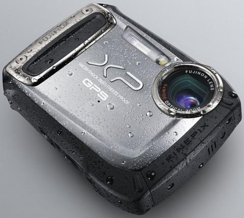 Fujifilm FinePix P150 underwater picture