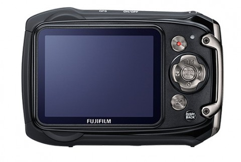 FinePix xP 150 display