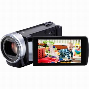 new JVC GZ-EX250 Wi-Fi camcorder