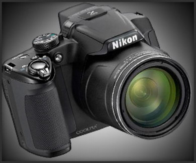 NIKKOR lens of new Nikon P510