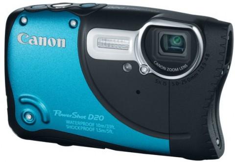 PowerShot D20 image