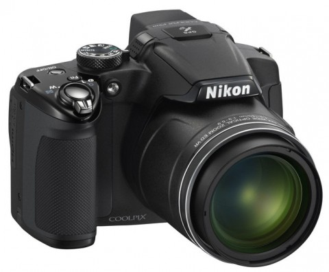 42x optical zoom lens of Nikon Coolpix P510