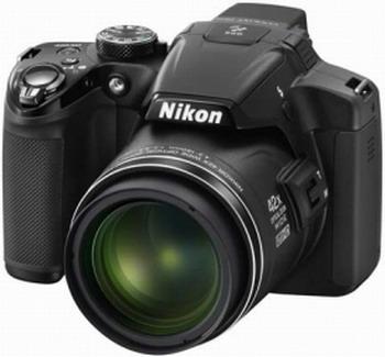 Nikon Coolpix P510 details