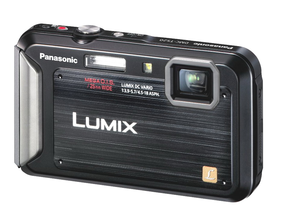 Panasonic Lumix DMC TS20 schockproof and waterproof camera