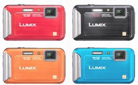 Lumix TS20 body color