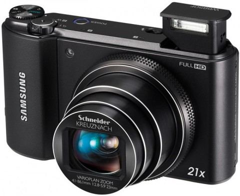new Samsung WB850F photo