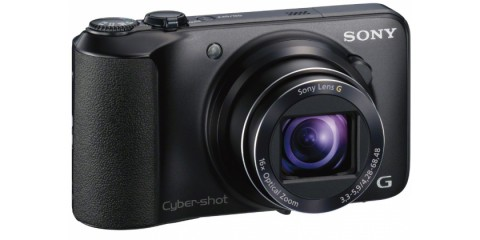 Sony H90 lens
