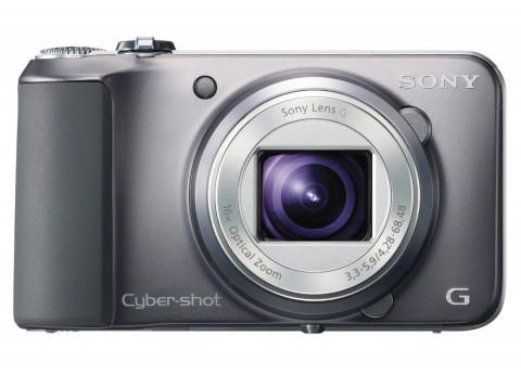 Sony Cybershot H90 detail