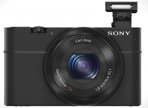 Sony Cybershot RX100 point-and-shoot camera