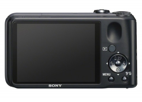 "3.0"" LCD of new Sony Cyber-shot H90"