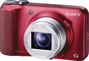 new Sony Cyber-shot H90