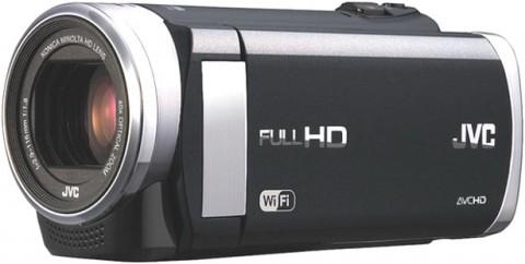 JVC GZ-EX250 full HD camcorder