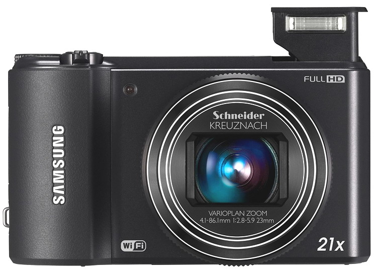 Samsung WB850F Wi-Fi camera