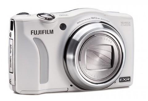 new Fujifilm F750EXR