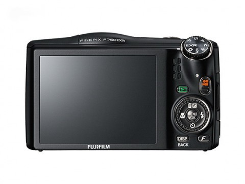 Fuji F750EXR image