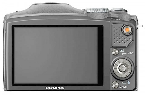"3"" LCD monitor of Olympus SZ-31MR"
