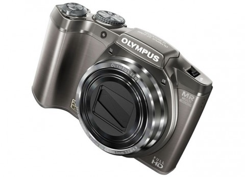New Olympus SZ-31MR