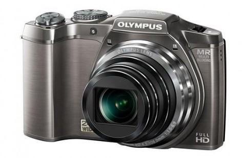 Olympus SZ-31MR travel camera