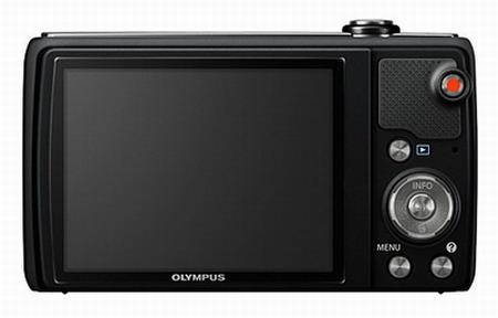 Olympus VR-350 display
