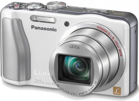 Panasonic ZS20 image