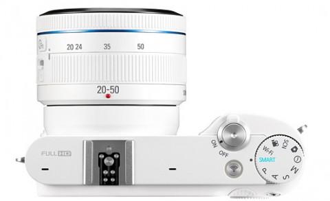 Samsung NX1000 lens