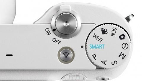 Samsung NX1000 controls image