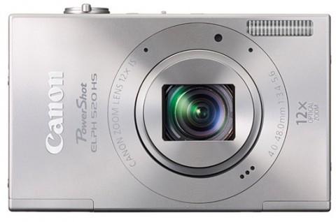 PowerShot 520 HS Silver
