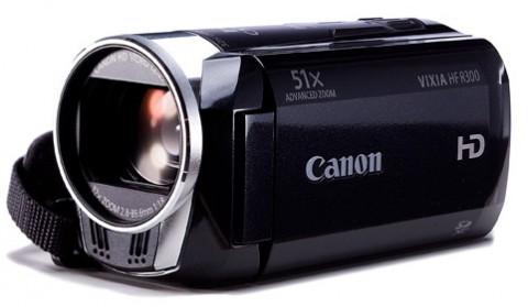 Canon HF R300