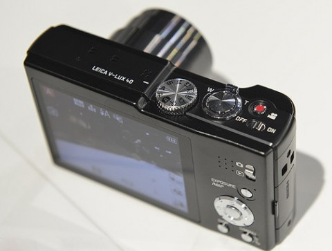 Leica V-Lux 40 travel camera