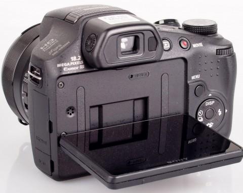Sony HX200V detail