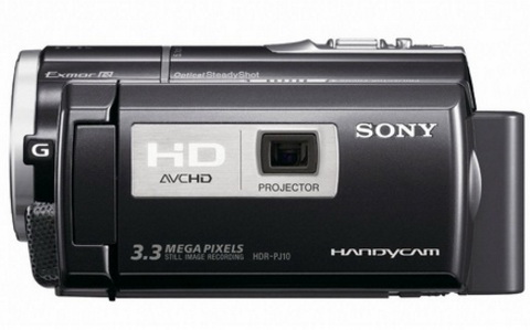 Sony HDR-PJ30V picture