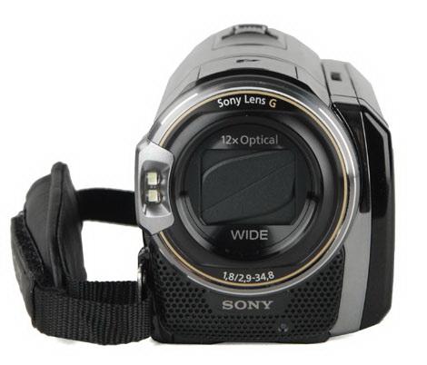Sony HDR PJ30V lens