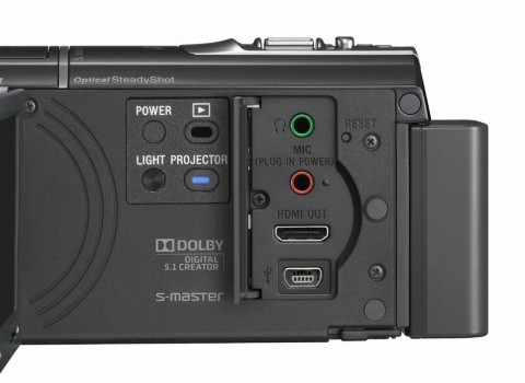Sony HDR PJ 30v image