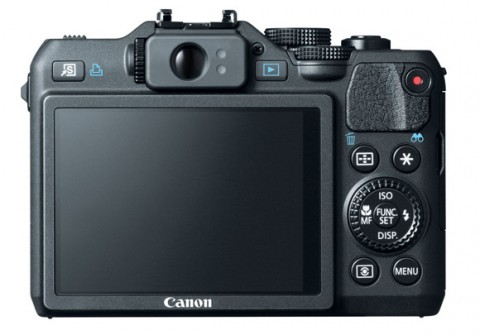 The new Canon G15