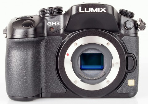 Panasonic Lumix GH3 body