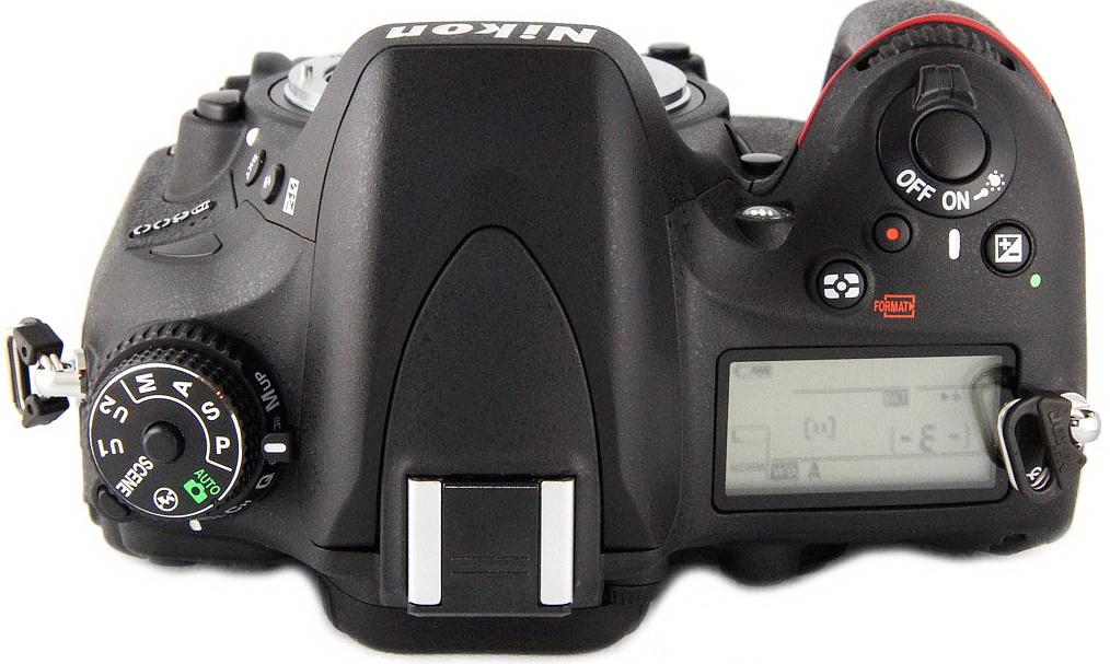 Nikon D600 details
