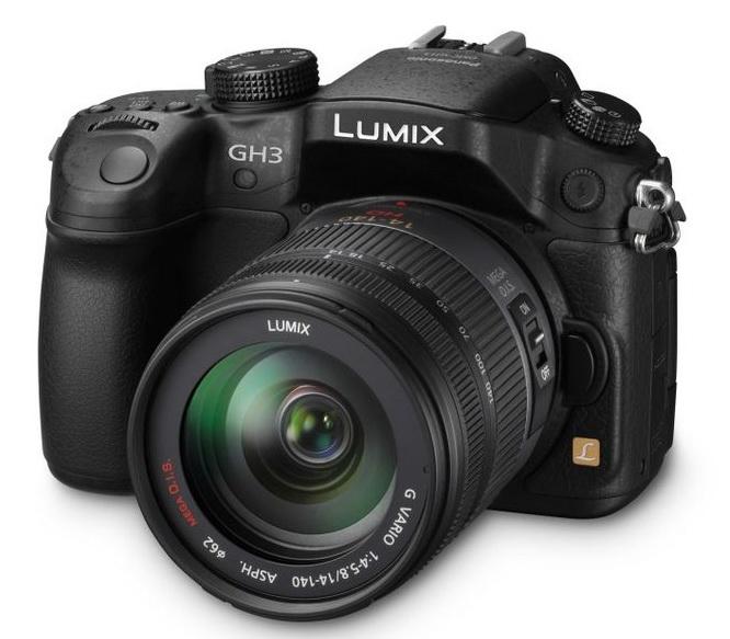 Panasonic Lumix GH3 image