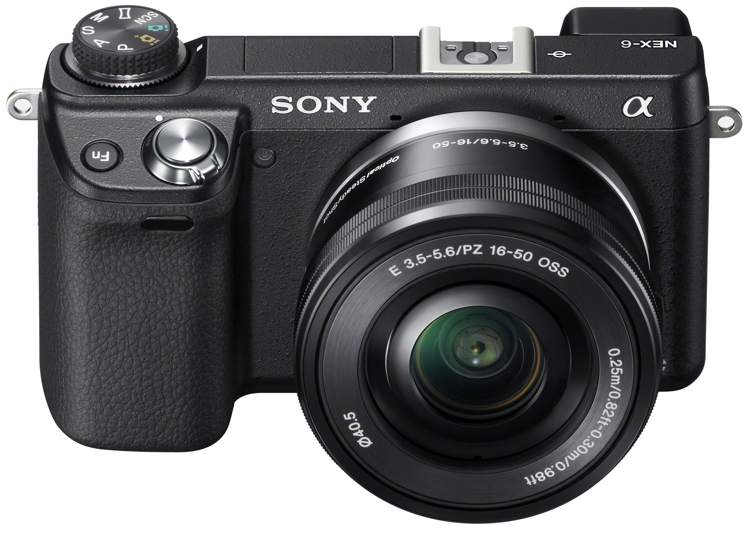 Sony Nex-6 new mirrorless camera