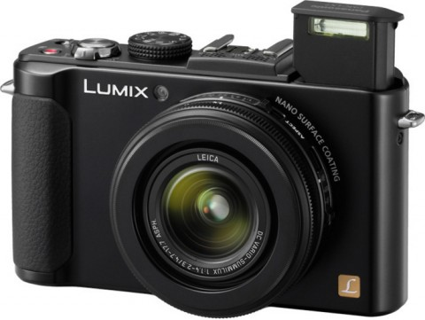 Lumix DMC-LX7 from Panasonic