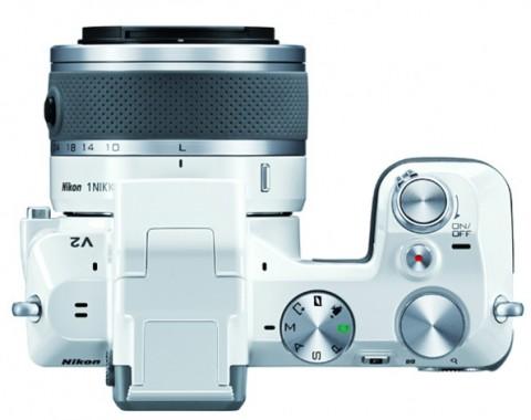 Nikon 1 V2 white