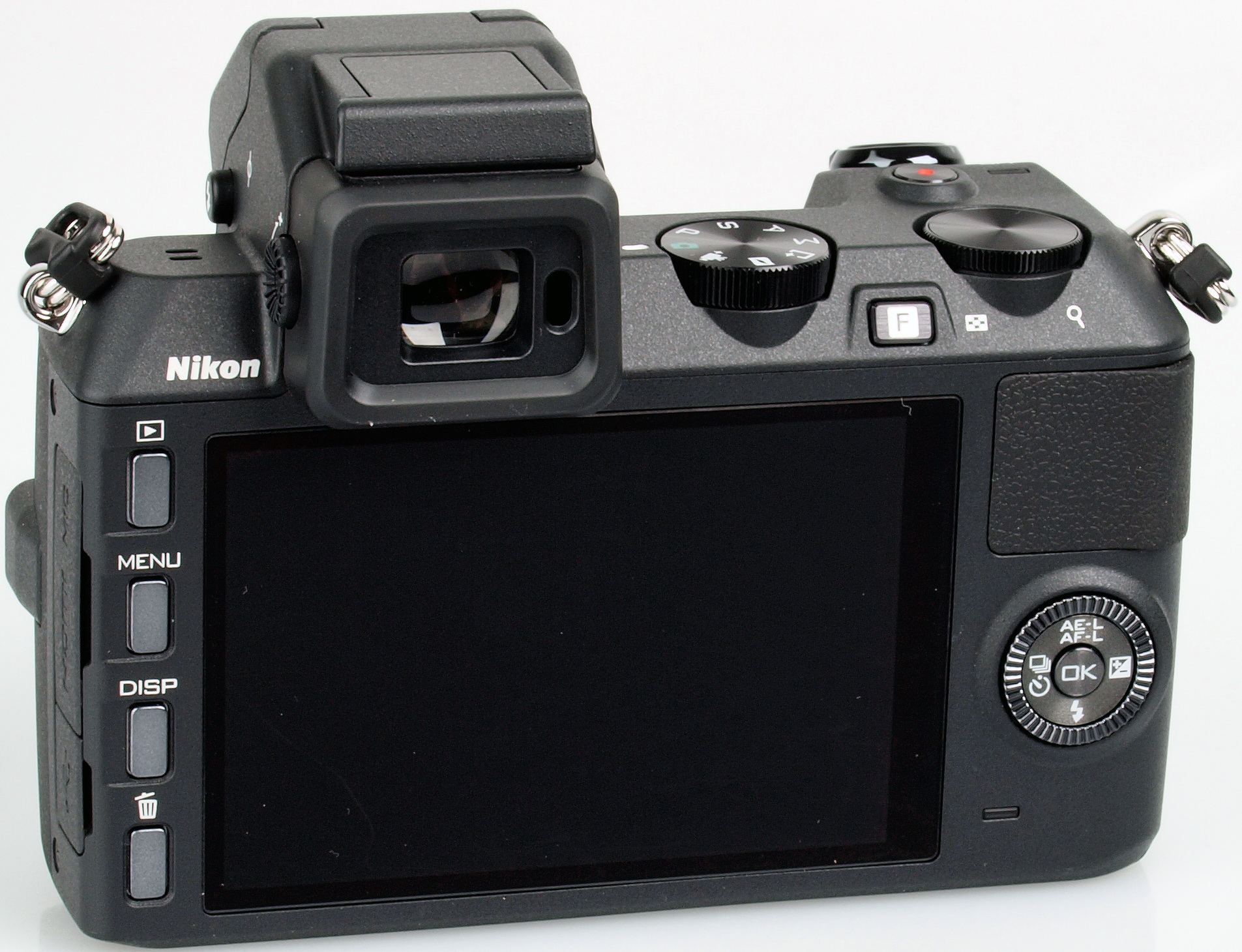 Nikon 1 V2 detail