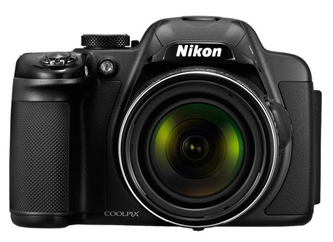 Nikon Coolpix P520 superzoom bridge camera
