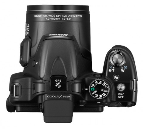 The new Nikon P520
