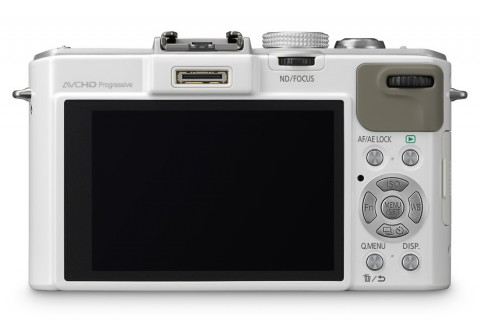 Panasonic LX7 white