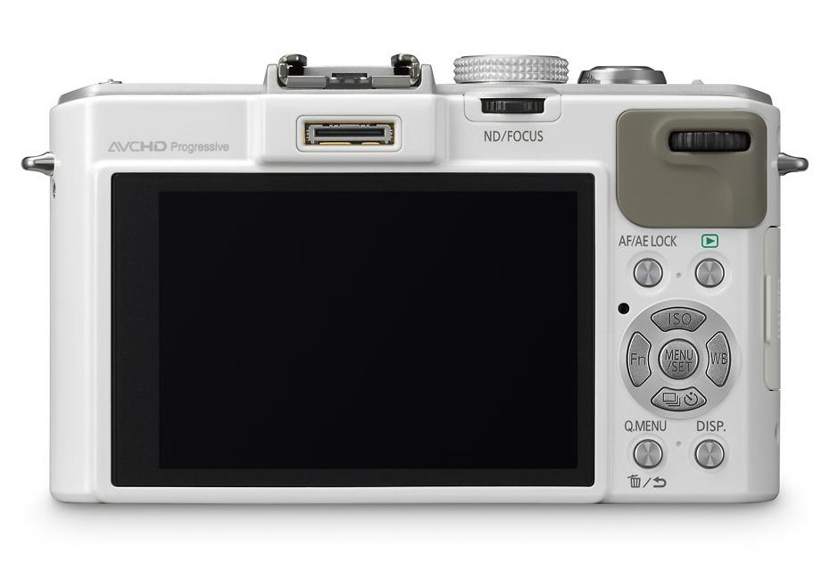Panasonic LX7 white