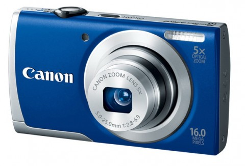Canon PowerShot A2600 new compact camera